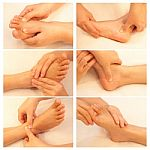 Reboot with reflexology